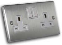 Electric sockets - AA Electrical Services