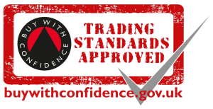 Trading Standards Approved - BuyingWithConfidence