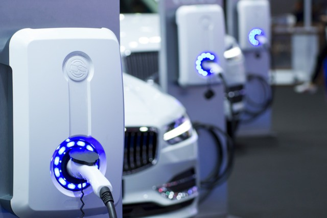 Electric Charger 1